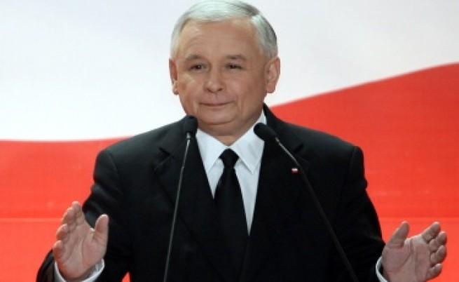 Ярослав Качински Полша