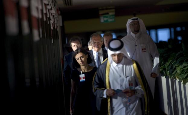емирът на Катар
