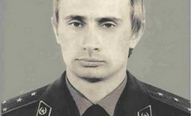 подполковник Путин