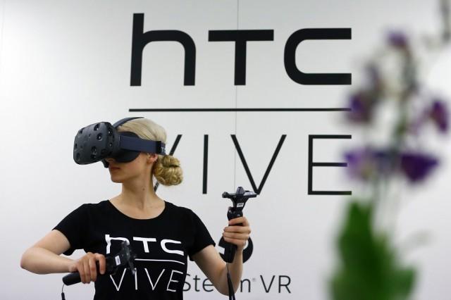 HTC виртуална реалност
