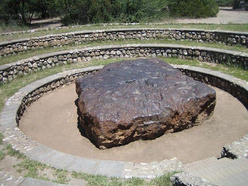 Метеорита Хоба