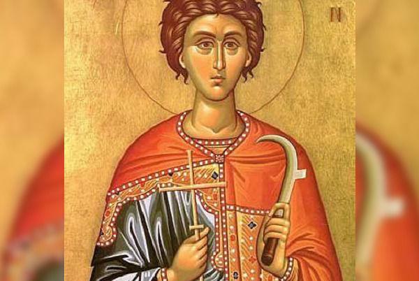Свети мъченик Трифон