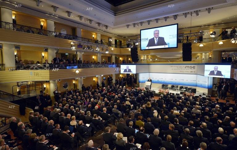международна среща по сигурността в Мюнхен