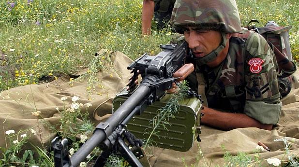 турски войник