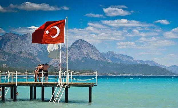 турция море