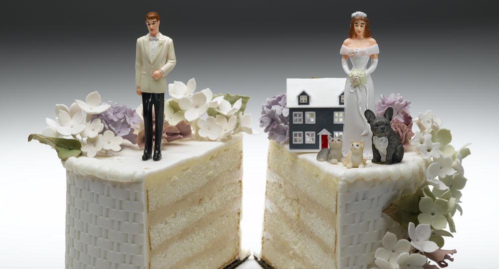 брак развод