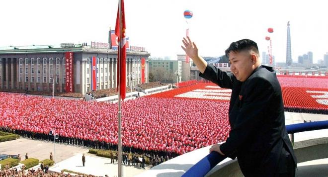 Ким Чен Ун 1