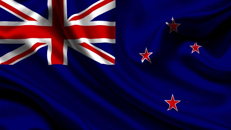 Нова Зеландия флаг