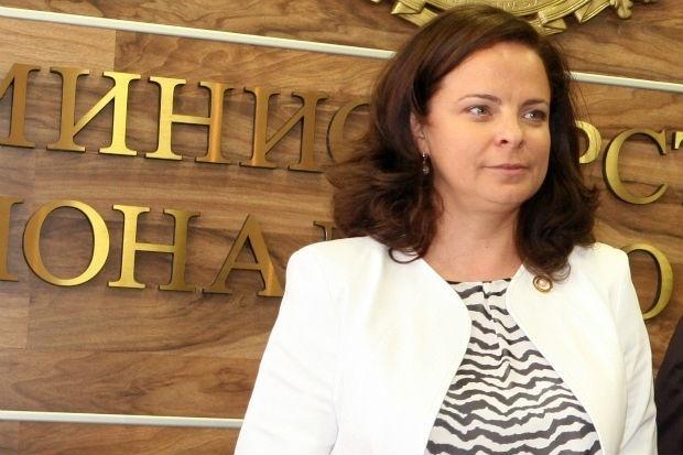 Таня Андреева бившият здравен министър