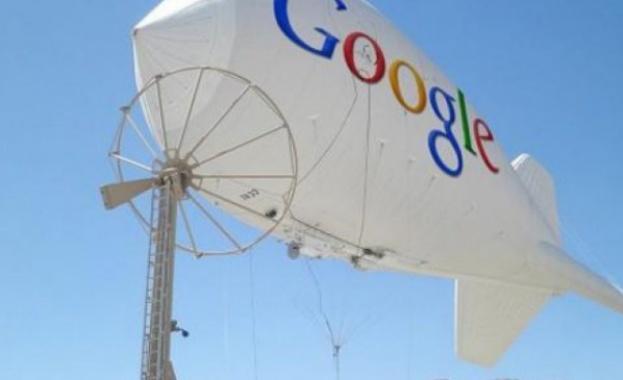 балон Google Wi-Fi