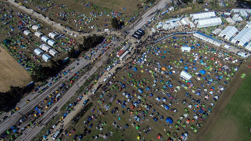 бежанци в гърция 1