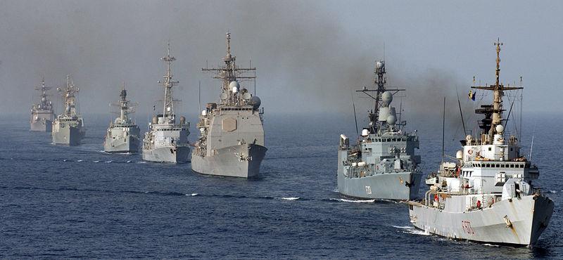 кораби на нато