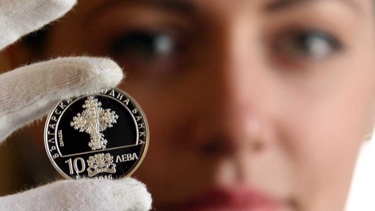 монета 140 години от Априлското въстание