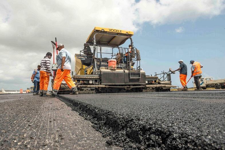 пътно строителство
