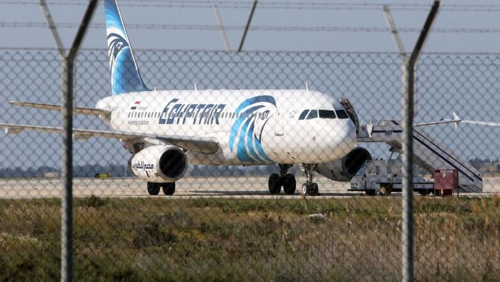 самолет египет