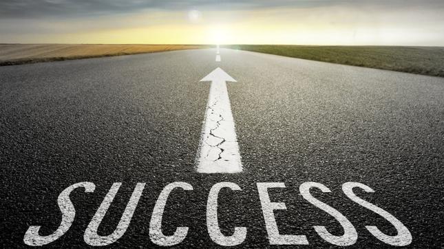 успех 1