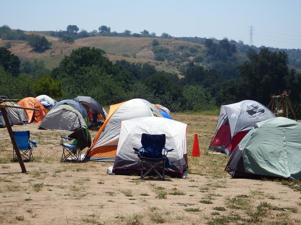 палатки къмпинг