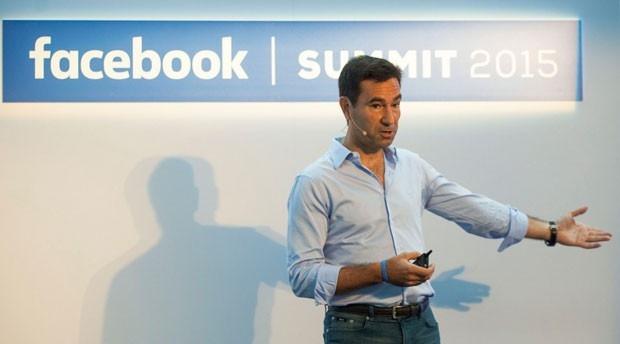 Facebook за Латинска Америка Диего Дзодан