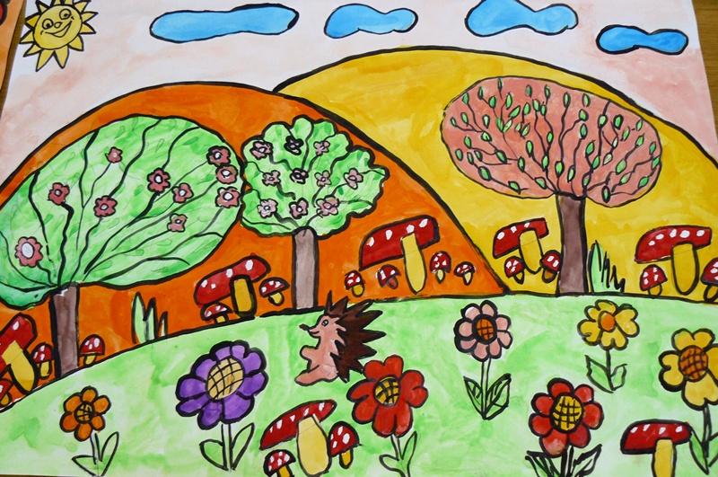 Детска рисунка от Плевен