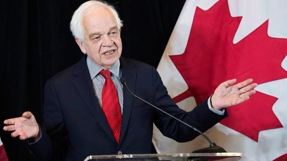 Джон Маккалъм Канада