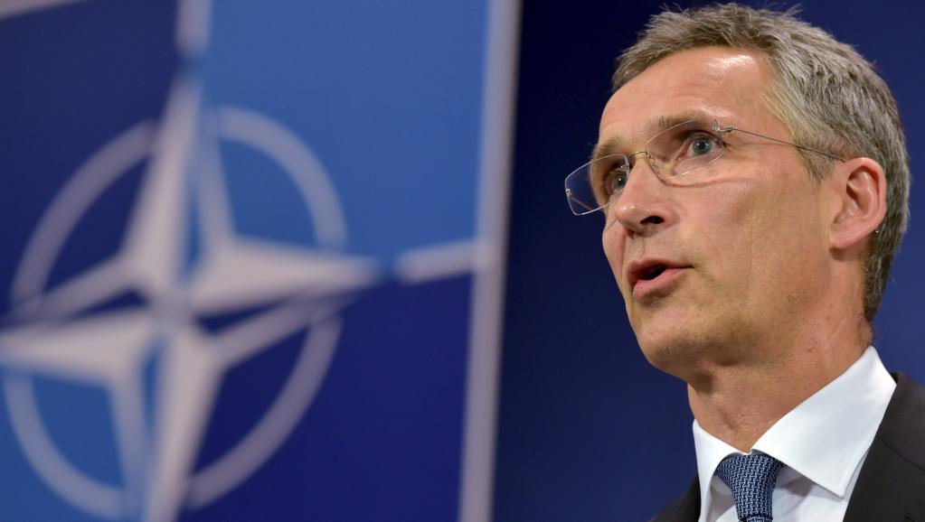 НАТО Йенс Столтенберг