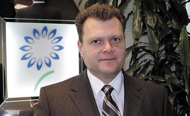 изпълнителният директор на Овергаз Светослав Иванов 2