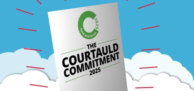 the courtauld commitment 2025