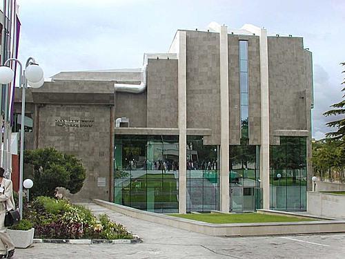 Библиотека ВСУ Черноризец Храбър
