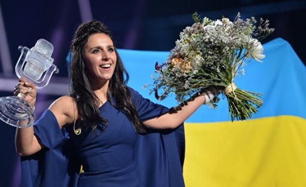 Победителката на Евровизия 2016