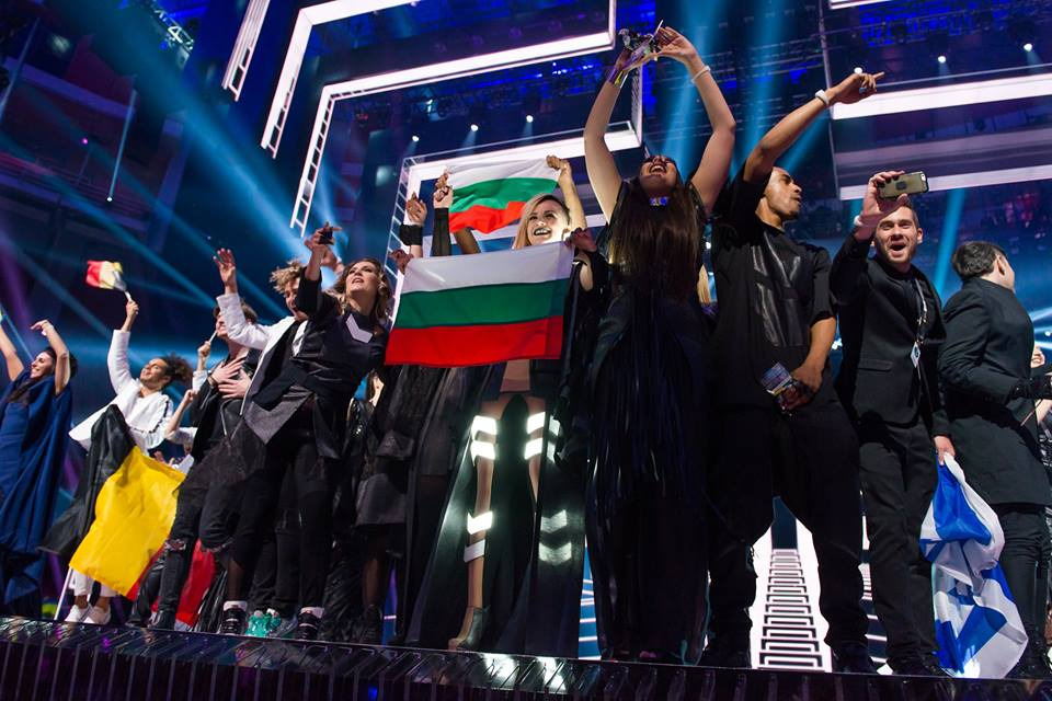 Поли Генова - Евровизия 2016.