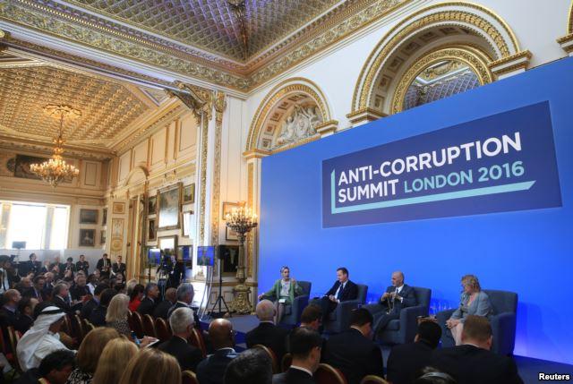 антикорупция лондон 2016
