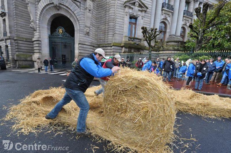 земеделци франция
