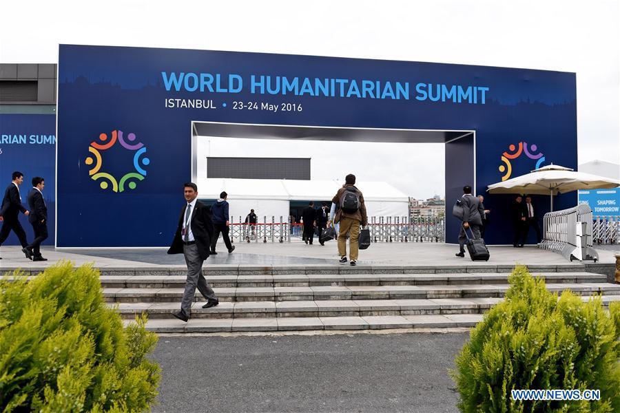 световна хуманитарна конференция истамбул  2016 1