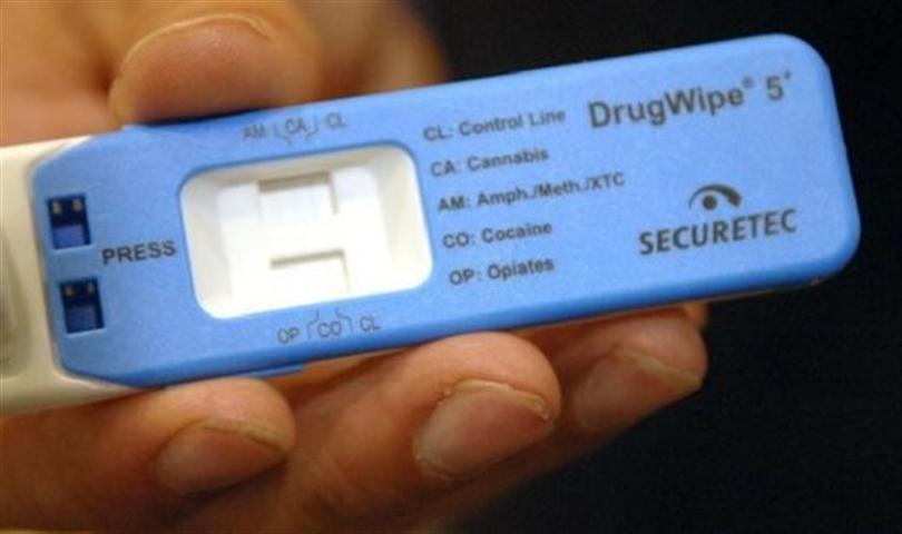 тест за дрога
