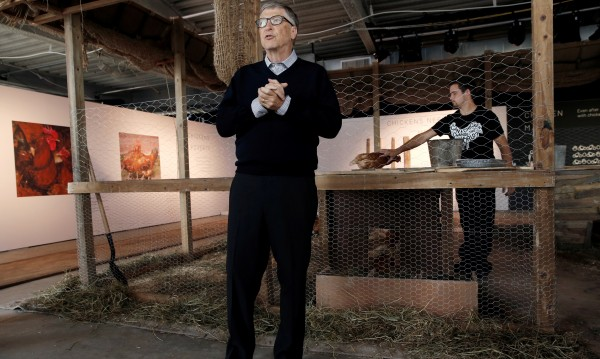 Бил Гейтс - пилета