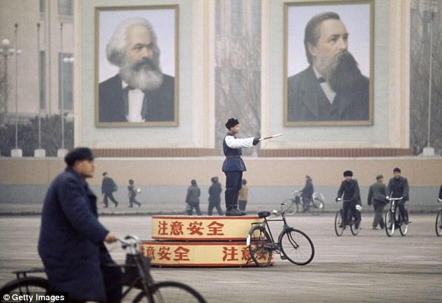 Карл Маркс - Китай