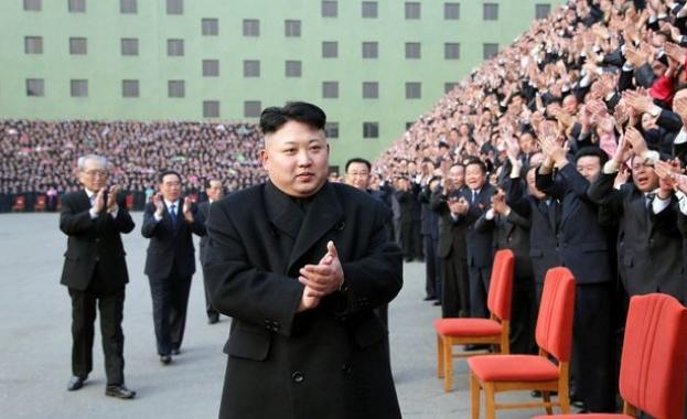 Ким Чен Ун 3