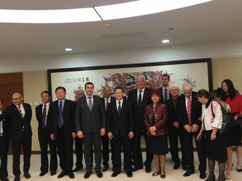 Китайски пилотен проект край Пловдив отваря път за продукти към китайския пазар