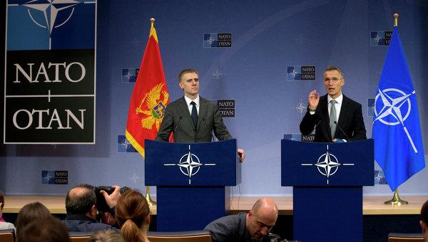 Черна гора в НАТО