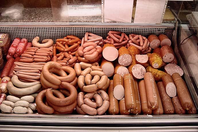 малотрайни колбаси