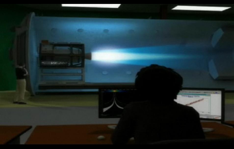 плазмен ракетен двигател