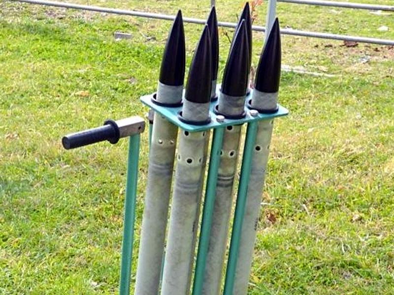 противоградни ракети 1