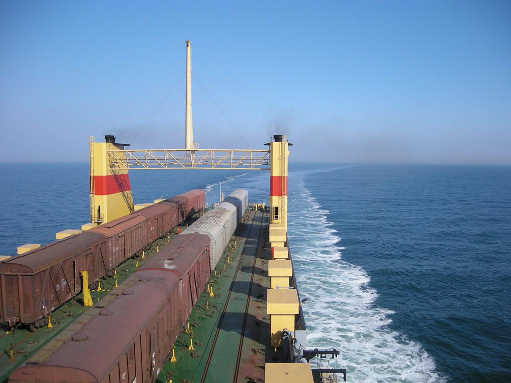 ферибот за вагони
