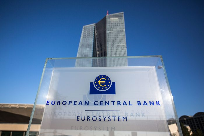 epa04825986 The headquarters of the European Central Bank (ECB) in Frankfurt,Germany, 01 July 2015. A regular meeting of the ECBcouncil will be held later in the day. EPA/FRANK RUMPENHORST