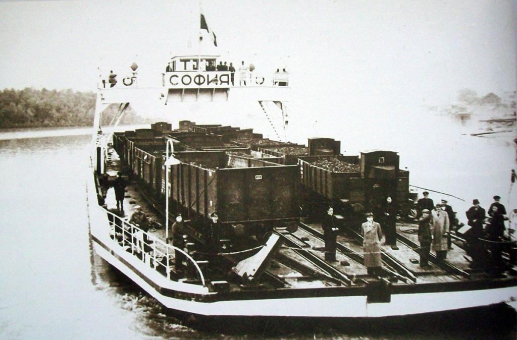 железопътен ферибот