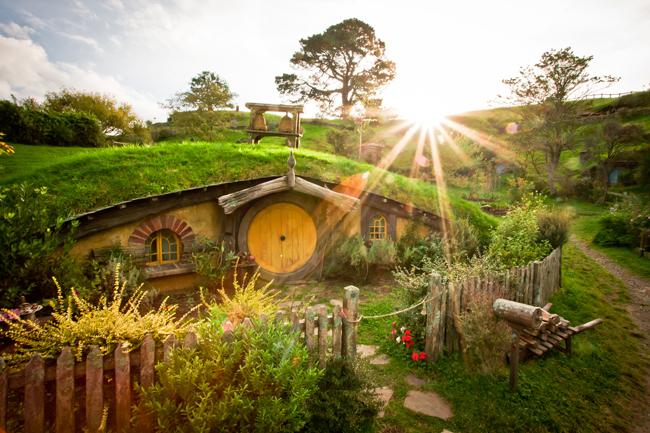 къща на хобити