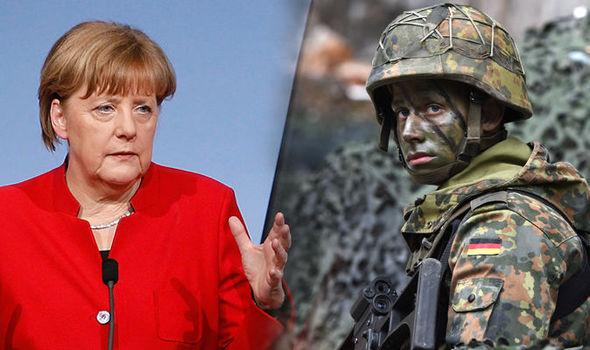 меркел и войник