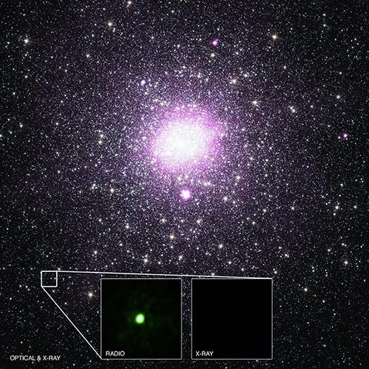 VLA J2130+ 12