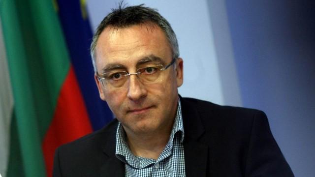 Деян Стаматов - зам. министър на образованието
