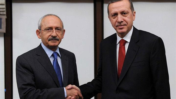 Ердоган и Кемал Киличдароглу